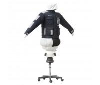 Полупрофессиональный гладильный манекен для рубашек. SA-06/1