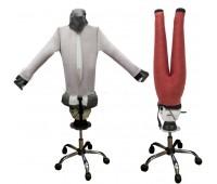 Универсальный передвижной гладильный манекен SA-06 INOX