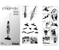 Вертикальный пылесос Cinderella AS 500