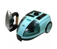 Пароочиститель Krausen Blue Steam с утюгом